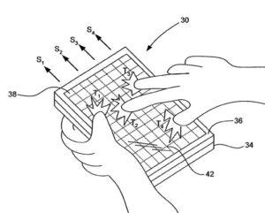 патент на мультитач