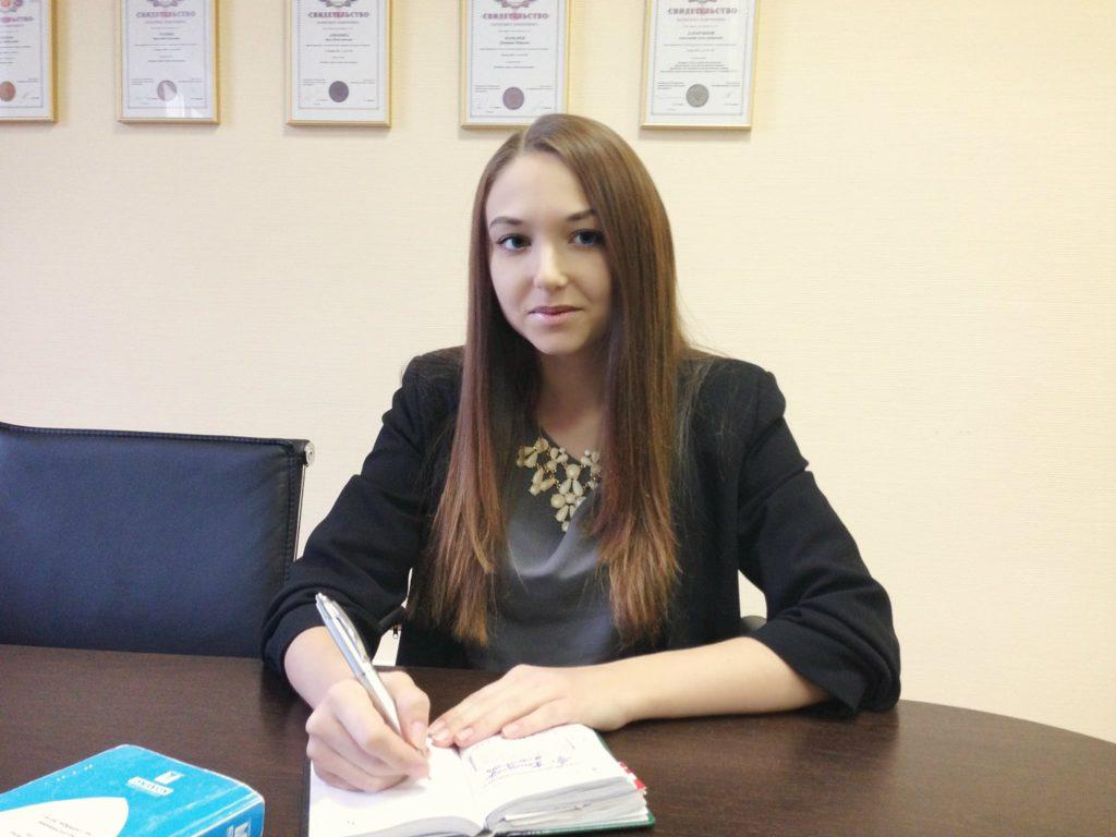 Татьяна Сергунина, юрист PATENTUS