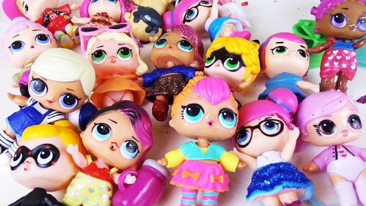 Правоохранительные органы конфисковали партию поддельных кукол