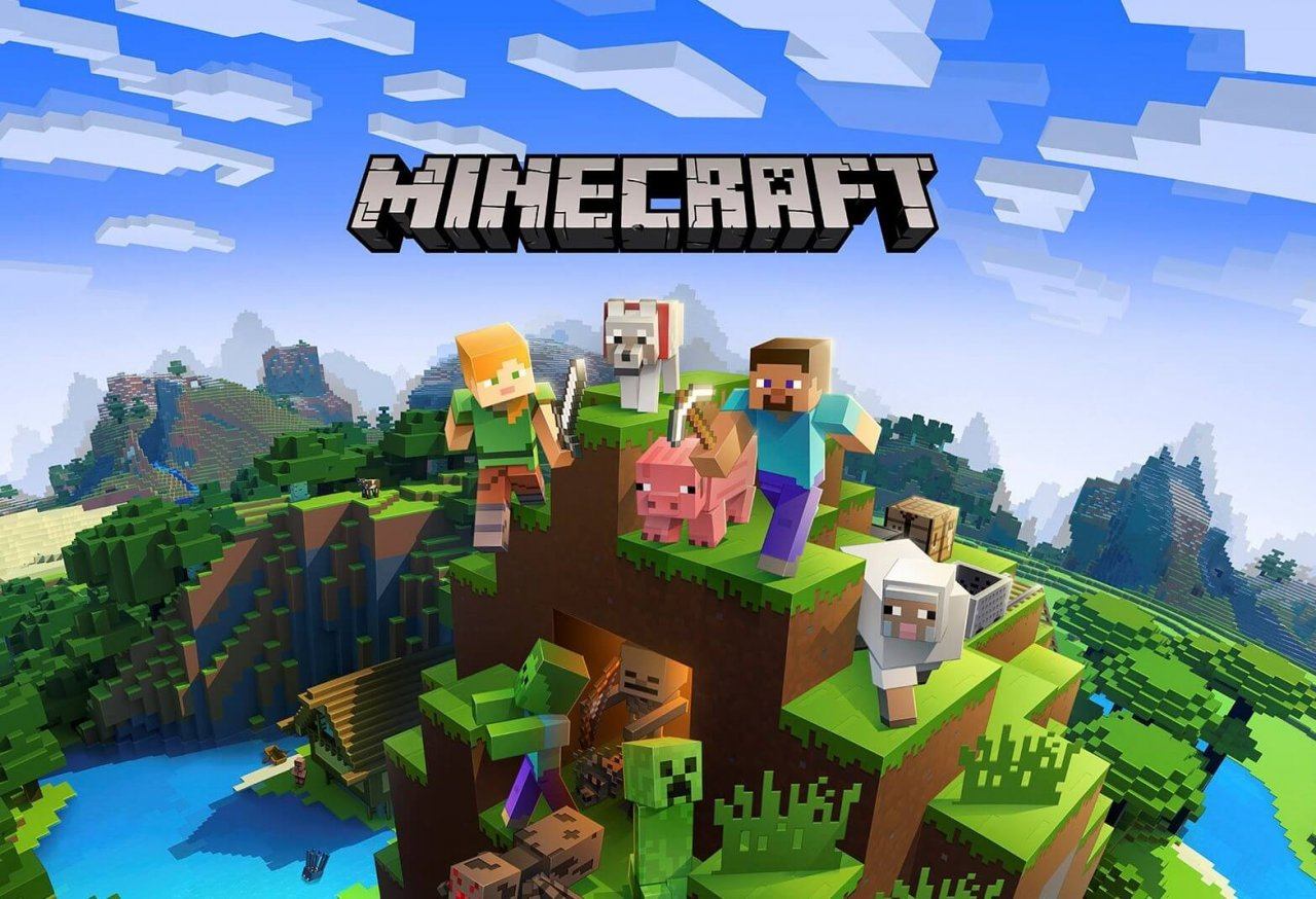 Товарный знак Minecraft был отсужен корпорацией Microsoft