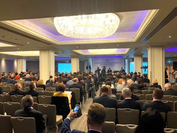 Дмитрий Марканов принял участие в форуме Антиконтрафакт — 2019