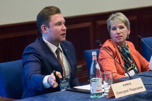 Дмитрий Марканов выступил на конференции «Эффективное управление интеллектуальными правами в современных условиях рынка»