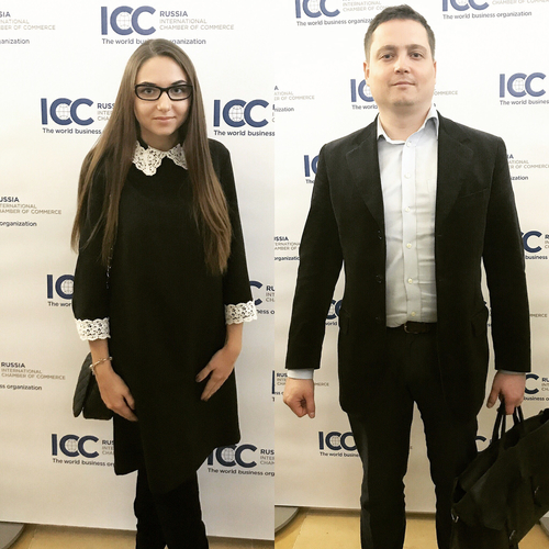 PATENTUS принял участие в конференции ТПП РФ и ICC Russia