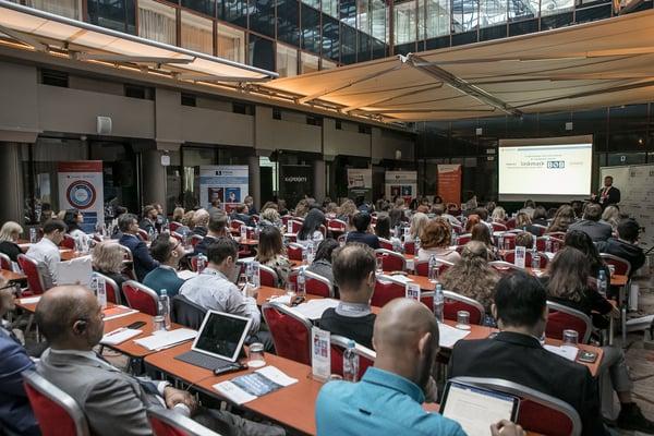 Дмитрий Марканов выступил с докладом на 2-ой Международной конференции Защита прав интеллектуальной собственности