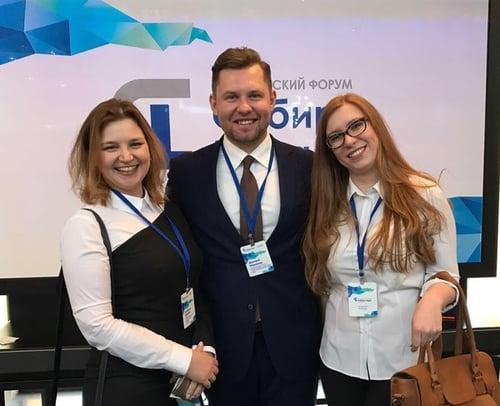 Дмитрий Марканов принял участие в «Сибирь Legal 2017»