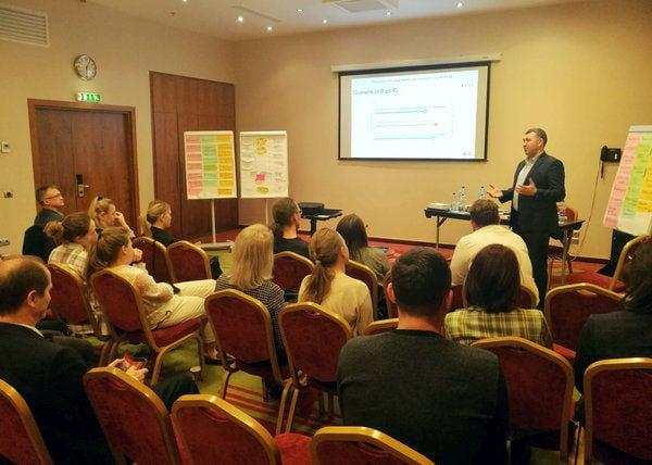 Сессию стратегического планирования PATENTUS 2020