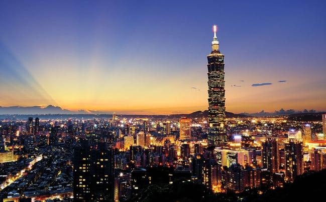 Регистрации бренда в Тайване