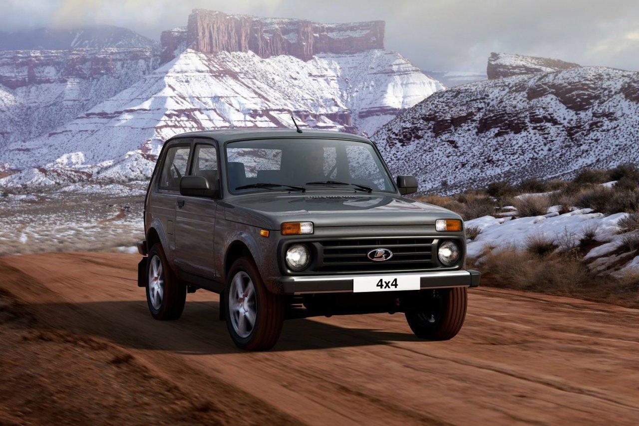 АвтоВАЗ получил новый патент на обновленную Lada 4×4